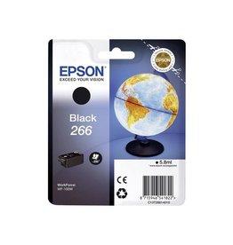 Epson Epson 266 (C13T26614010) ink black 250 pages (original)