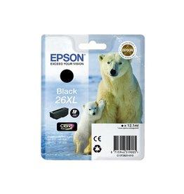 Epson Epson T26XL (C13T26214012) ink black 500 pages (original)