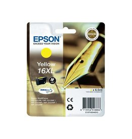 Epson Epson 16XL (C13T16344012) ink yellow 450 pages (original)