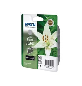 Epson Epson T0597 (C13T05974010) ink light black 520p (original)