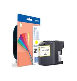 Brother Brother LC-223Y ink yellow 550p pages (original)