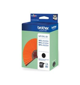 Brother Brother LC-129XLBK ink black 2400 pages (original)