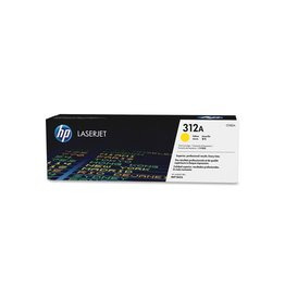 HP HP 312A (CF382A) toner yellow 2700 pages (original)
