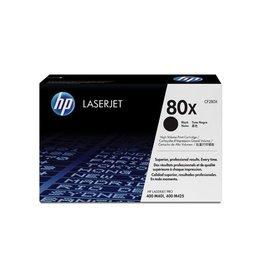 HP HP 80X (CF280X) toner black 6900 pages (original)