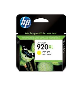 HP HP 920XL (CD974AE) ink yellow 700 pages (original)