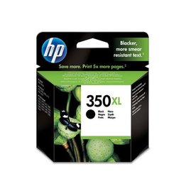 HP HP 350XL (CB336EE) ink black 1000 pages (original)