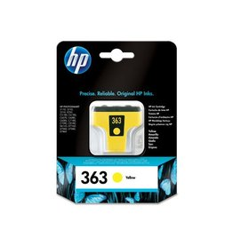 HP HP 363 (C8773EE) ink yellow 500 pages (original)