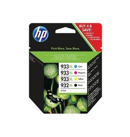 HP HP 932XL/933XL (C2P42AE) multipack black + 3color (original)