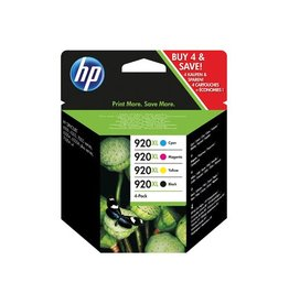 HP HP 920XL (C2N92AE) multipack black + 3color 1200p (original)