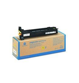 Minolta Konica Minolta A06V253 toner yellow 12000 pages (original)