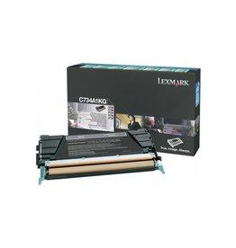 Lexmark Lexmark C734A1KG toner black 8000 pages return (original)