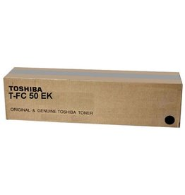 Toshiba Toshiba T-FC50EK (6AJ00000114) toner black 38400p (original)