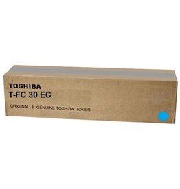 Toshiba Toshiba T-FC30EC (6AG00004447) toner cyan 33600p (original)