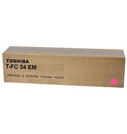 Toshiba Toshiba T-FC34EM (6A000001533) toner magenta 11K (original)