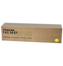Toshiba Toshiba T-FC34EY (6A000001525) toner yellow 11,5K (original)