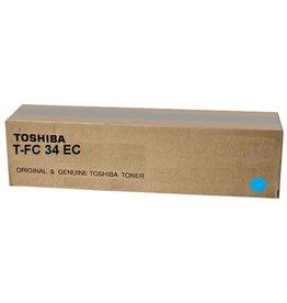 Toshiba Toshiba T-FC34EC (6A000001524) toner cyan 11500p (original)