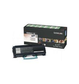 Lexmark Lexmark E260A11E toner black 3500 pages return (original)