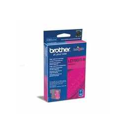 Brother Brother LC-1100HYM ink magenta 750 pages (original)