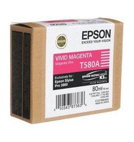 Epson Epson T580A (C13T580A00) ink magenta 80ml (original)