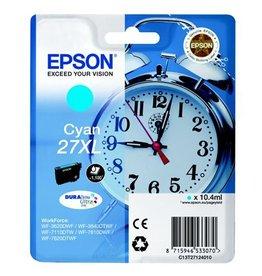 Epson Epson 27XL (C13T27124012) ink cyan 1100 pages (original)