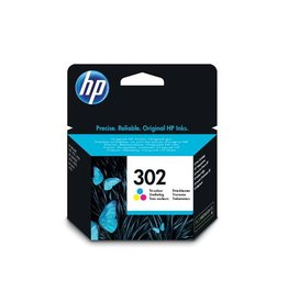 HP HP 302 (F6U65AE) ink color 165 pages (original)