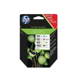 HP HP 950XL/951XL (C2P43AE) multipack black + 3color (original)