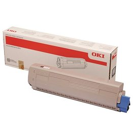 OKI OKI 45862840 toner black 7000 pages (original)