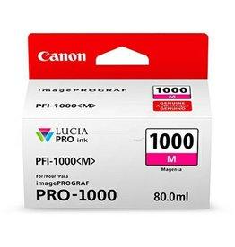 Canon Canon PFI-1000M (0548C001) ink magenta 5855p (original)