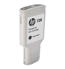 HP HP 728 (F9J68A) ink black 300ml (original)