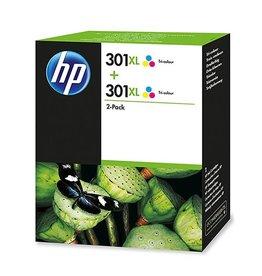 HP HP 2x301XL (D8J46AE) ink color 330 pages (original)