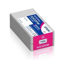 Epson Epson SJIC22PM (C33S020603) ink magenta 32,5ml (original)