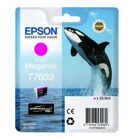 Epson Epson T7603 (C13T76034010) ink magenta 1400 pages (original)