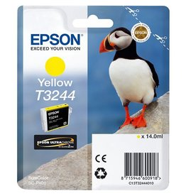 Epson Epson T3244 (C13T32444010) ink yellow 980 pages (original)