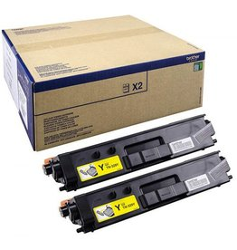 Brother Brother TN-329YTWIN toner yellow 2x6000 pages (original)