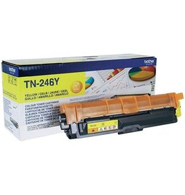 Brother Brother TN-246Y toner yellow 2200 pages (original)