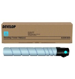 Develop Develop TN-321C (A33K4D0) toner cyan 25000p (original)