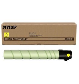 Develop Develop TN-512Y (A33K2D2) toner yellow 26000p (original)