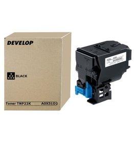 Develop Develop TNP-22K (A0X51D2) toner black 6000 pages (original)