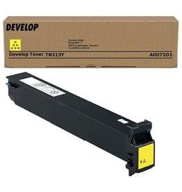 Develop Develop TN-213Y (A0D72D2) toner yellow 19000p (original)