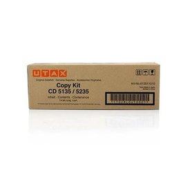 Utax Utax 613511010 toner black 7200 pages (original)