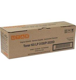 Utax Utax 4413010010 toner black 2500 pages (original)