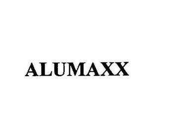 ALUMAXX
