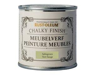 Rust-Oleum Chalky Finish Meubelverf Saliegroen