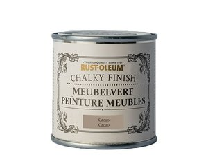 Rust-Oleum Chalky Finish Meubelverf Cacao
