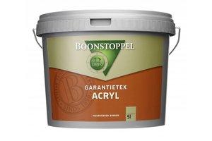 Boonstoppel Garantietex Acryl