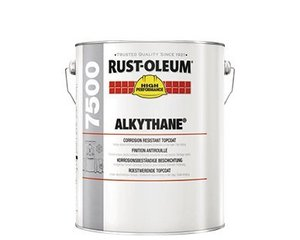 Rust-Oleum Alkythane 7500 Metallic