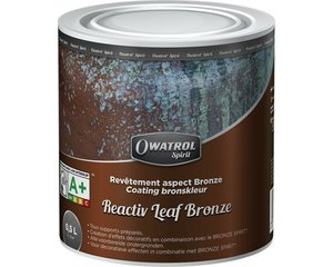 Owatrol Reactiv Leaf Brons