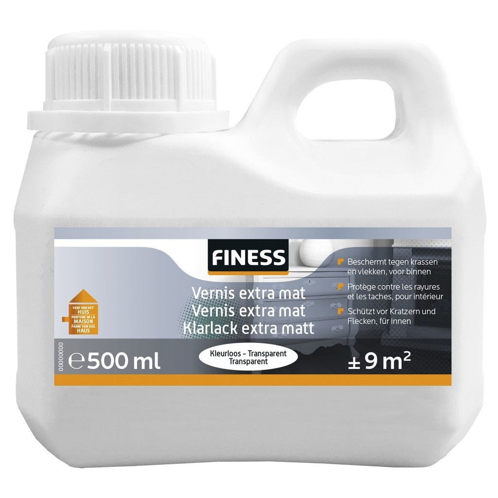 Finess Vernis extra mat (can)