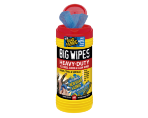 Big Wipes Heavy-Duty