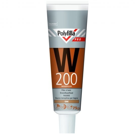 Polyfilla Pro W200 Kneedbaarhout